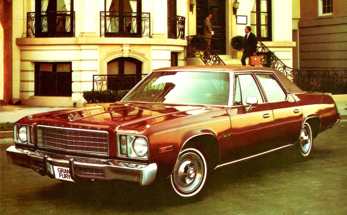 Plymouth Gran Fury #7