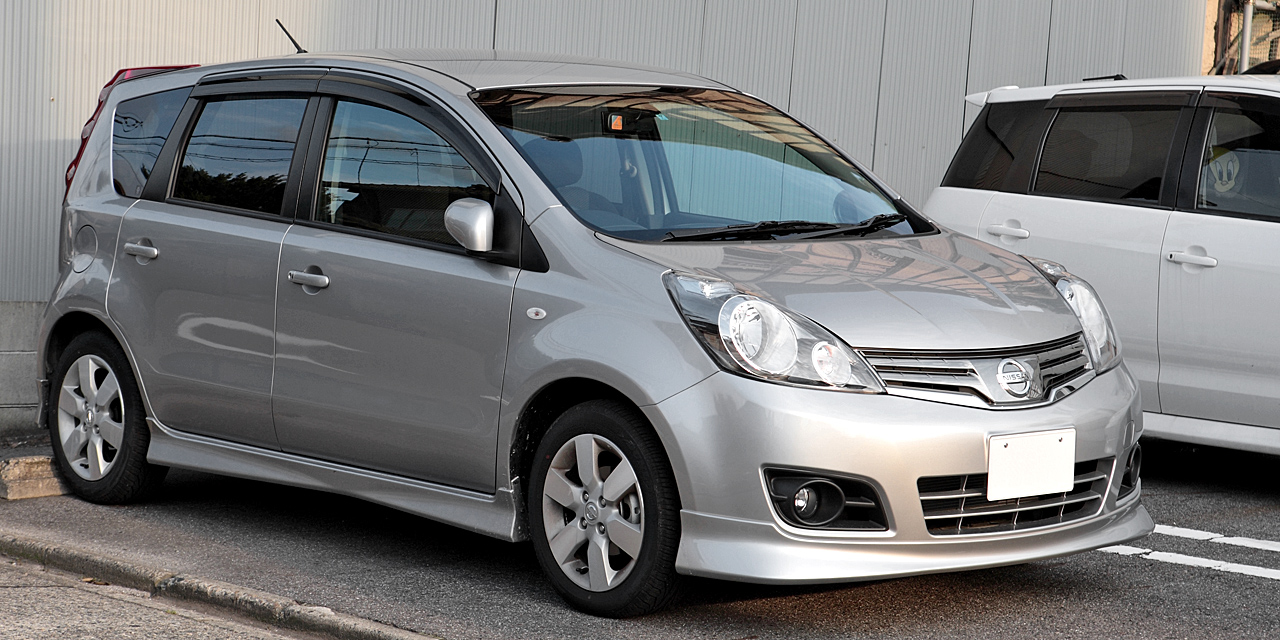 2008 Nissan Note #4