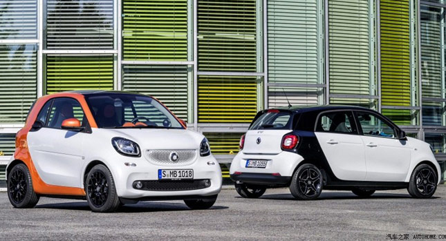 2015 Smart Fortwo #7