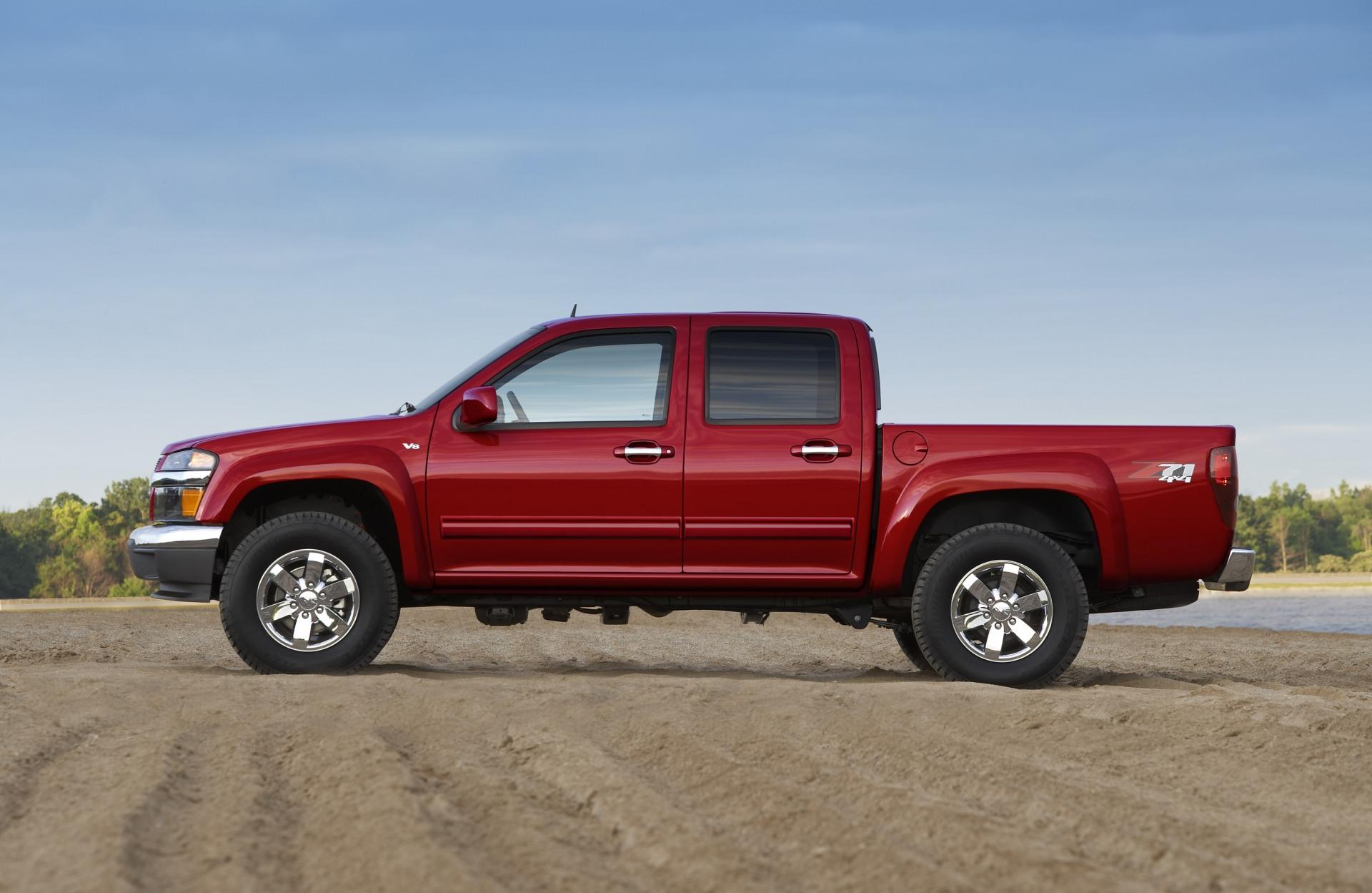 2011 Chevrolet Colorado #1