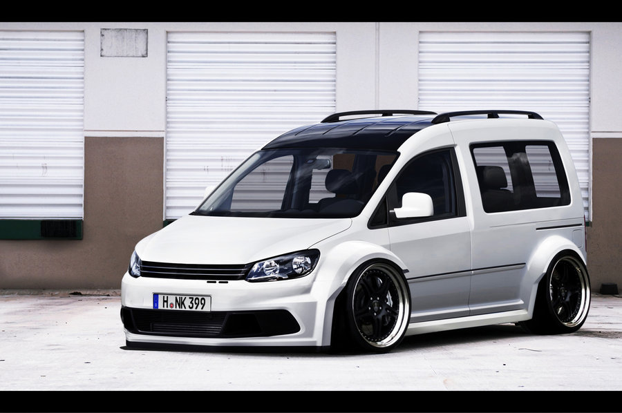 2012 Volkswagen Caddy #9