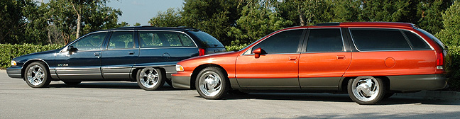 1991 Oldsmobile Custom Cruiser #10