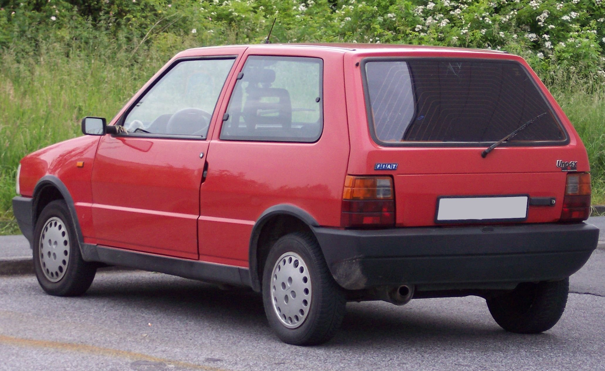 1984 Fiat Uno Photos Informations Articles Manual Free Download 4