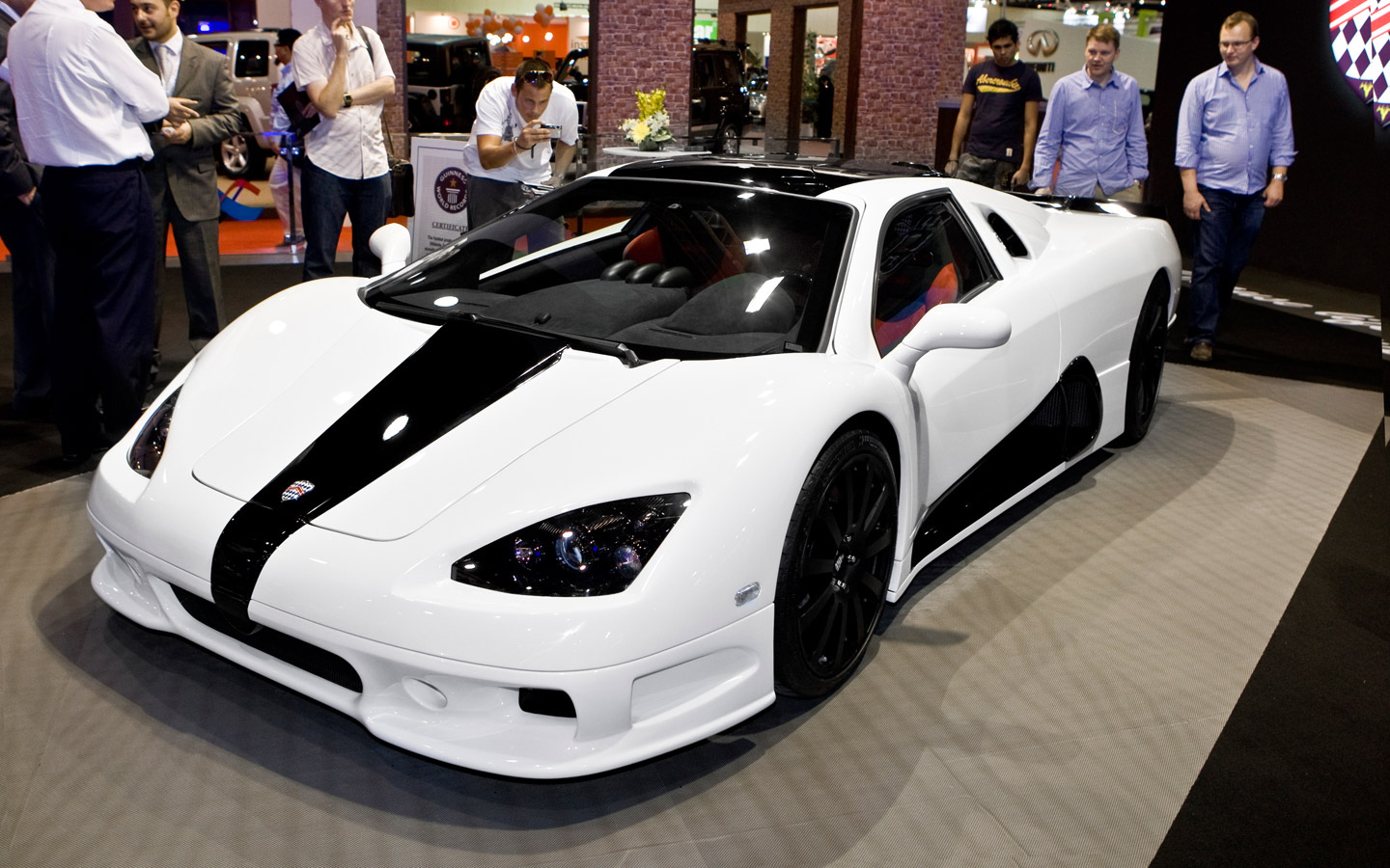 SSC Ultimate Aero #9