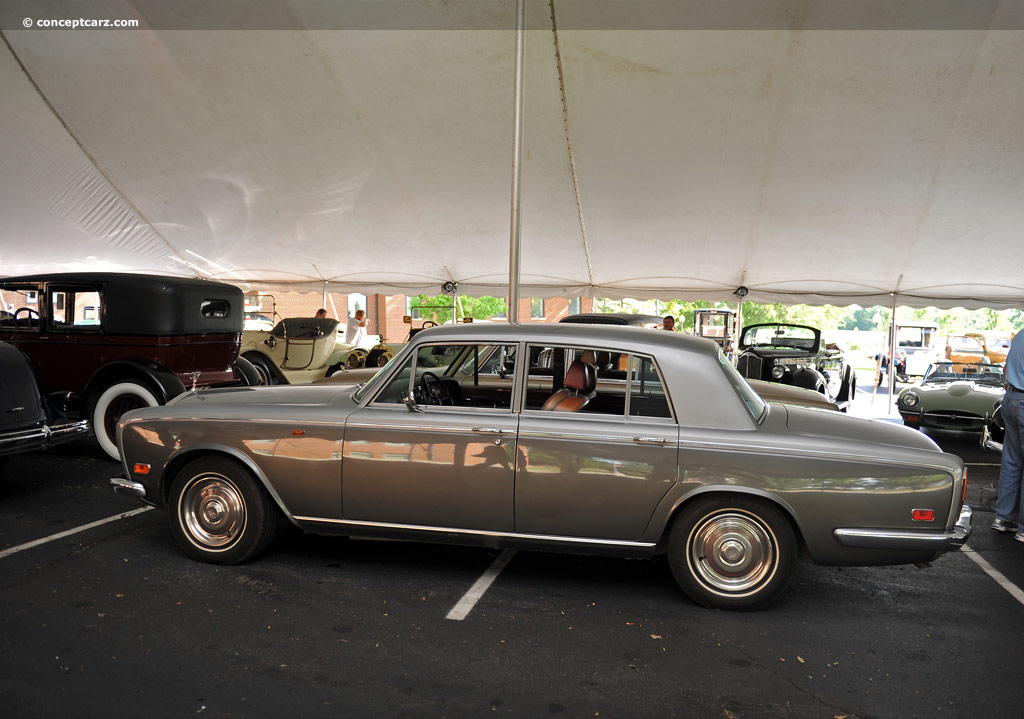 1971 Rolls royce Silver Shadow #13