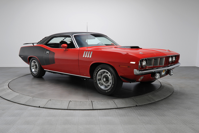 1971 Plymouth Barracuda #1