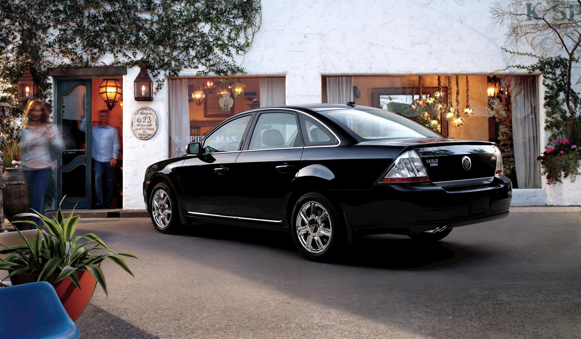 2009 Mercury Sable #9
