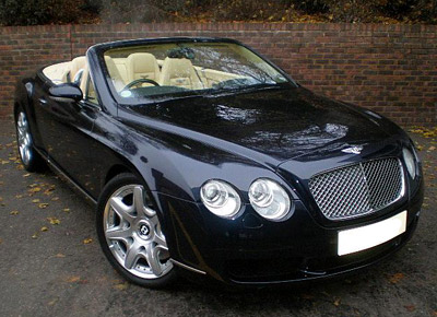 Bentley Continental Gtc #16