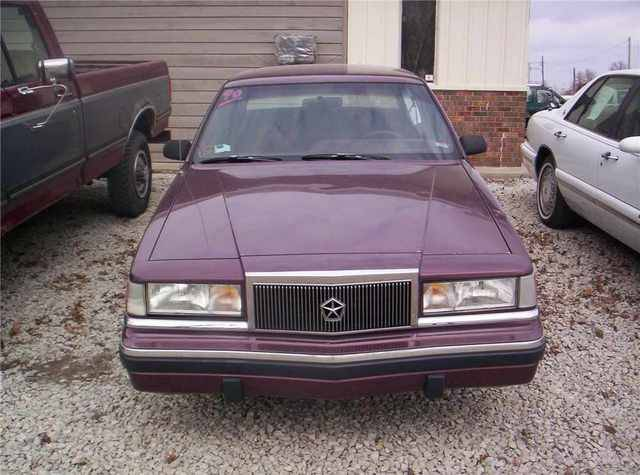 1990 Chrysler New Yorker #12