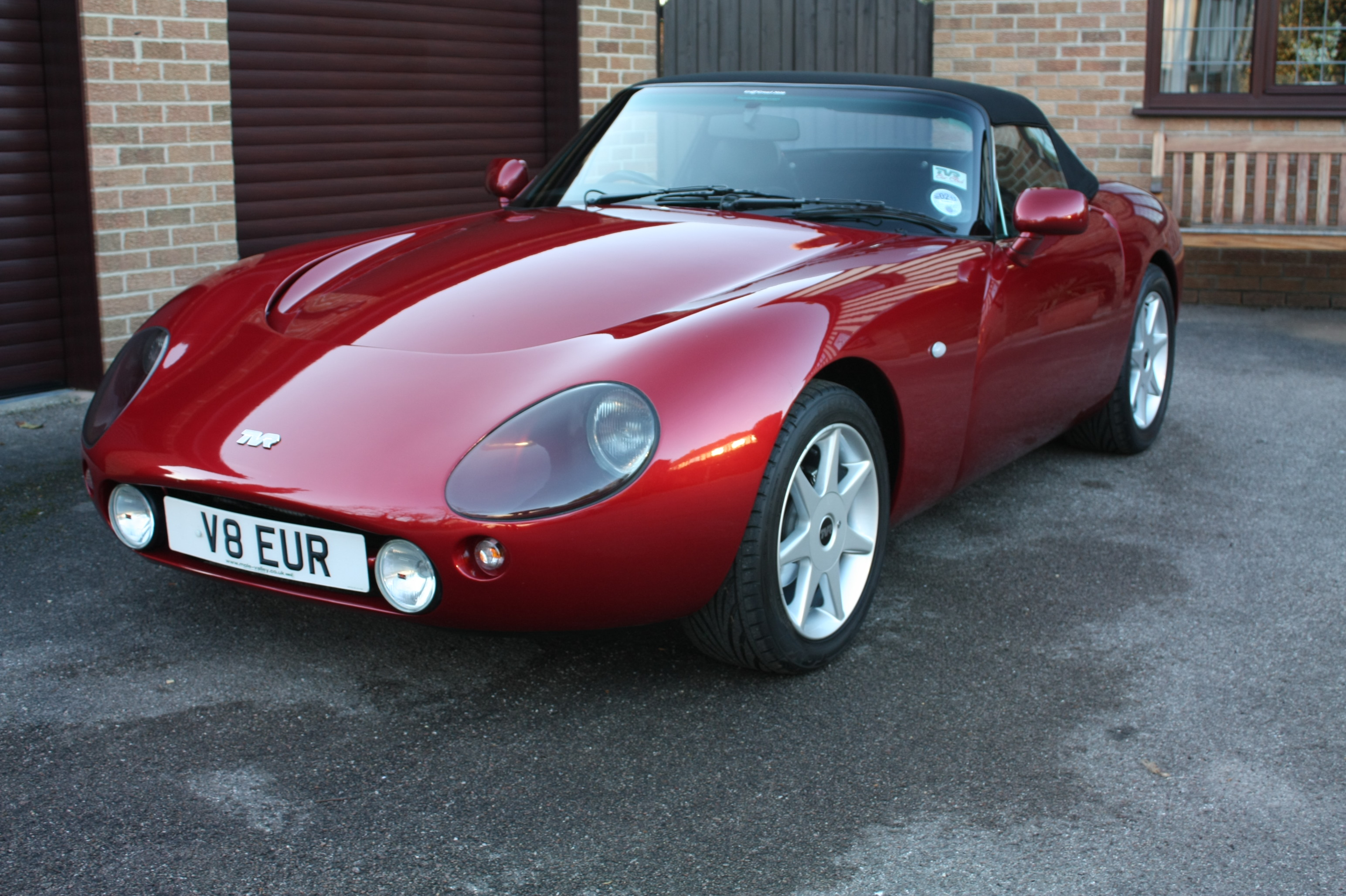TVR Griffith #5