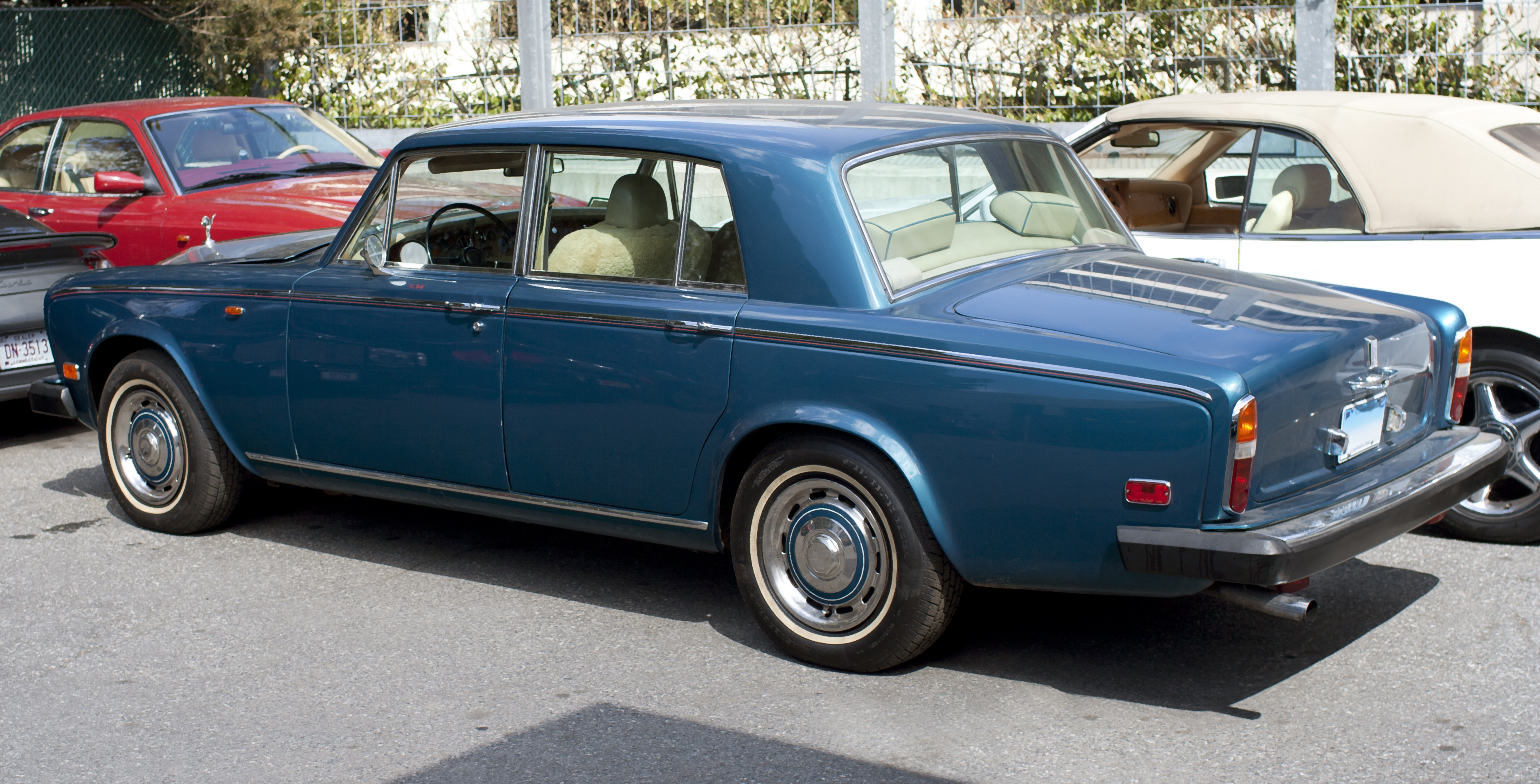 1974 Rolls royce Silver Shadow #6