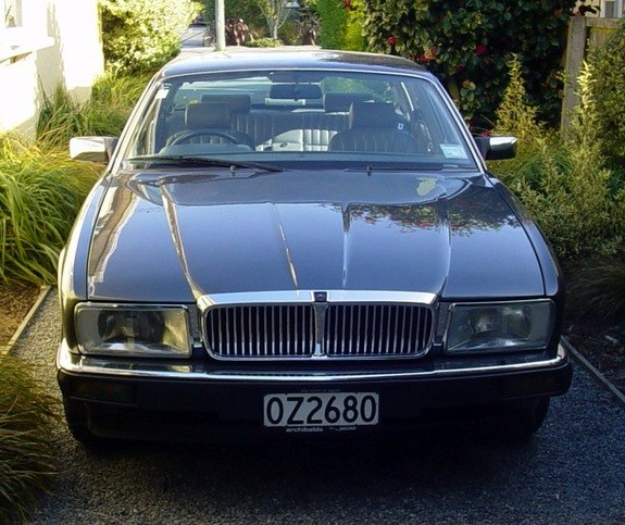 1990 Jaguar Xj-series #15