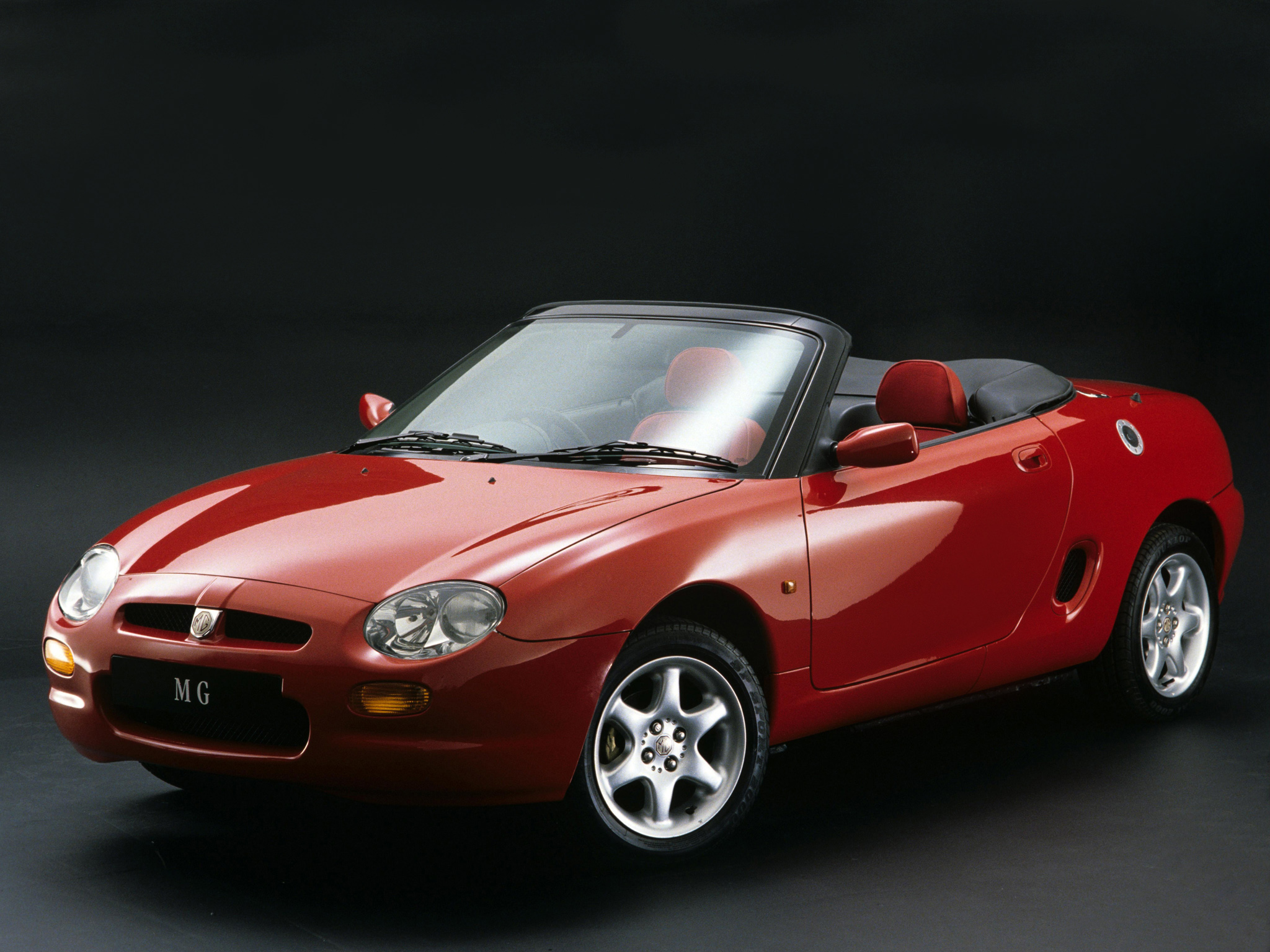 1995 Rover MGF #2