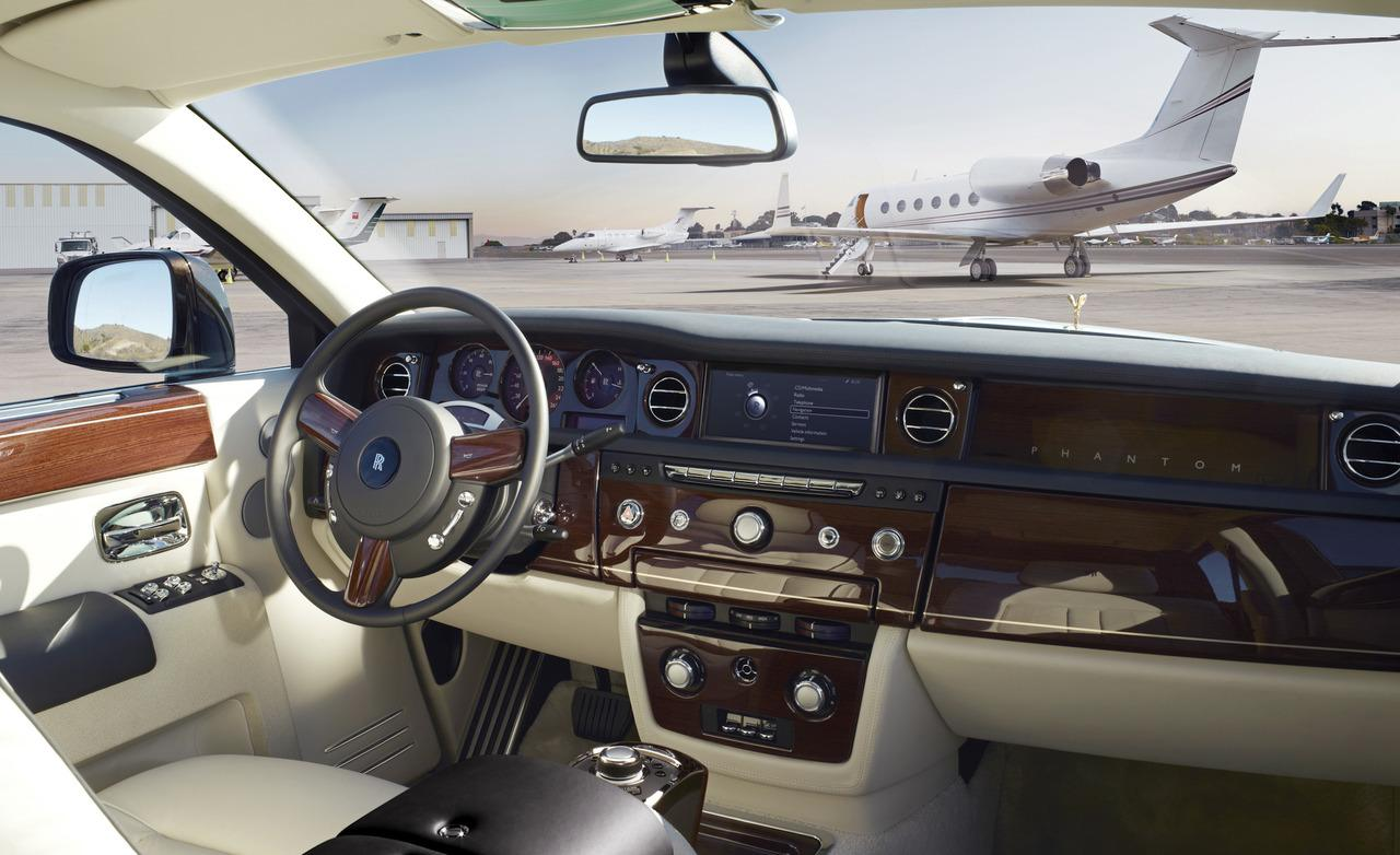 2013 Rolls royce Phantom #14