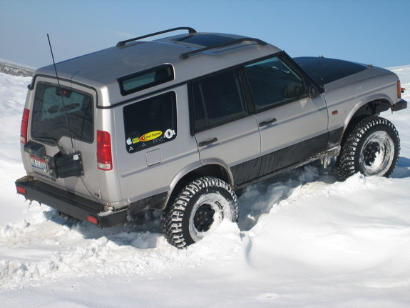 1999 Land Rover Discovery #9