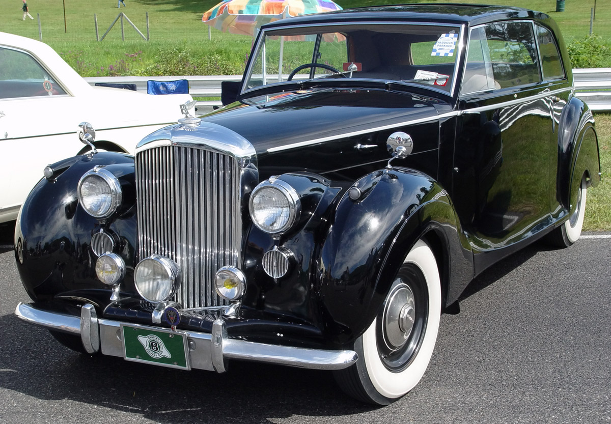 1947 Bentley Mark VI #11
