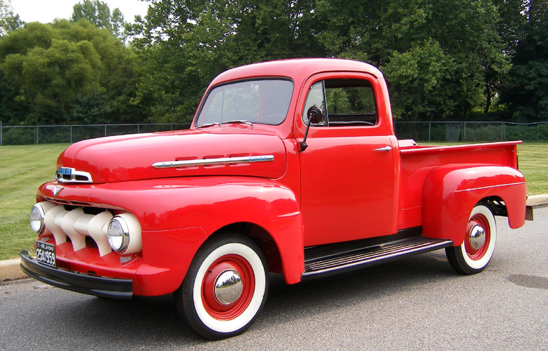 1952 Ford F #4
