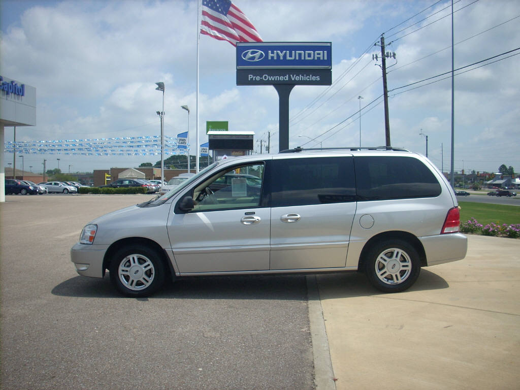2004 Ford Freestar #12