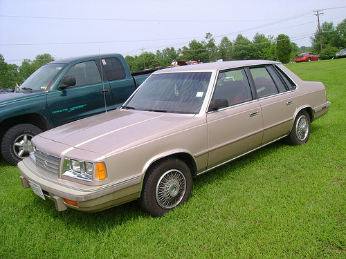 1987 Plymouth Caravelle #2