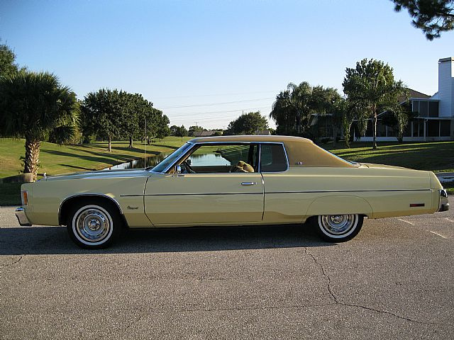 1978 Chrysler Newport #8