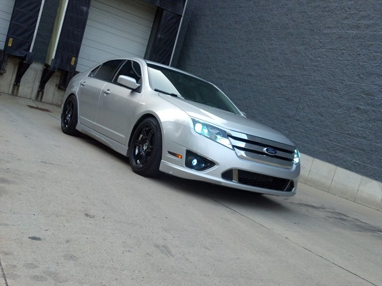 2011 Ford Fusion #9