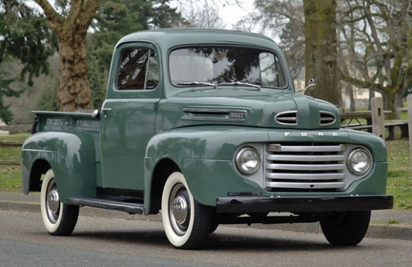 1949 Ford F #7