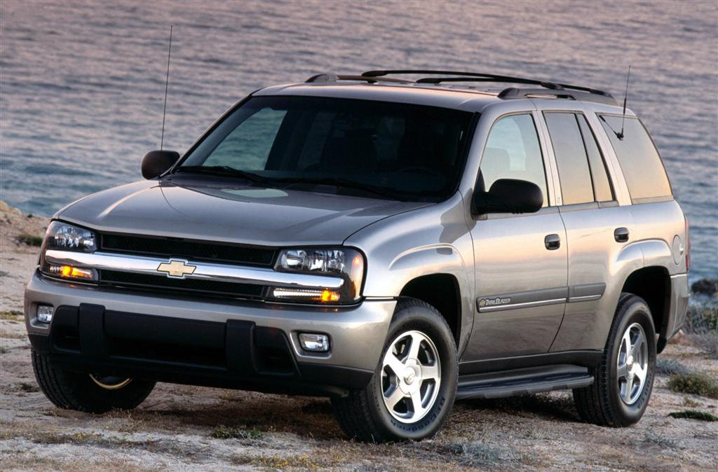 2002 Chevrolet Trailblazer #12
