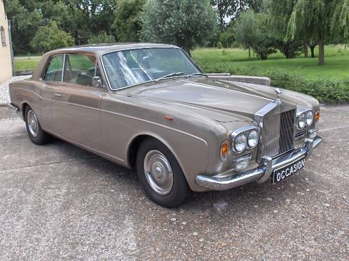 1969 Rolls royce Silver Shadow #13