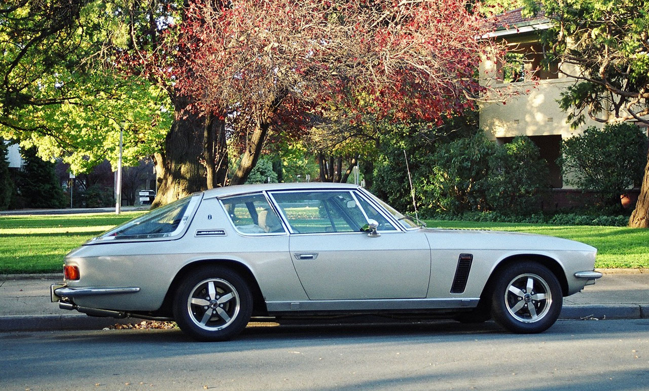 1969 Jensen Interceptor #14