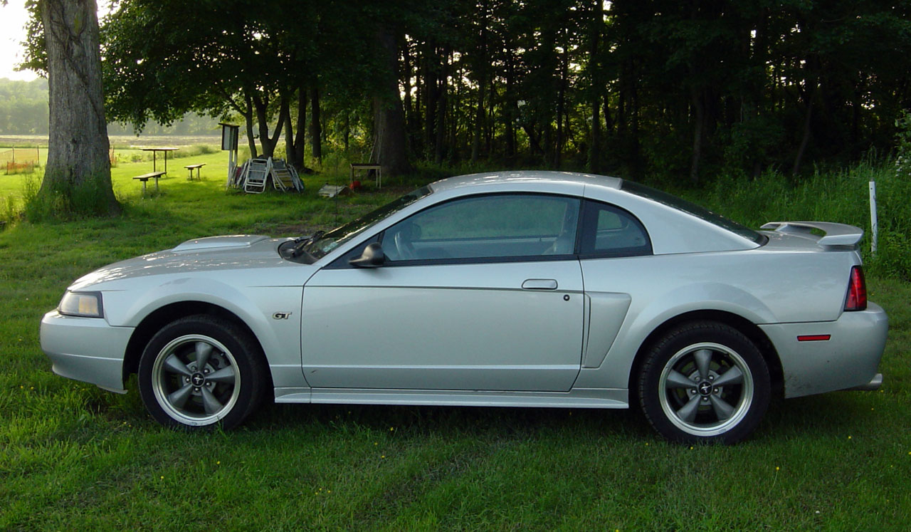 2002 Ford Mustang #5
