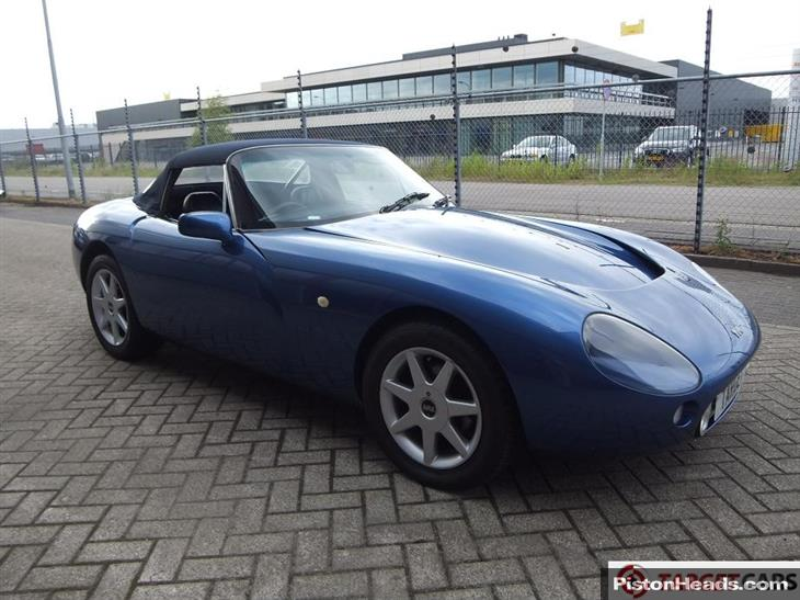 1994 TVR Griffith #5