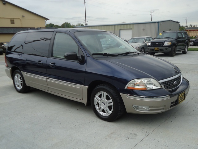 2002 Ford Windstar #4