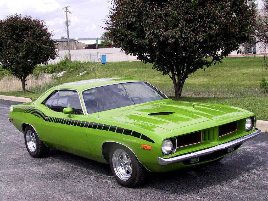 Plymouth Barracuda #15