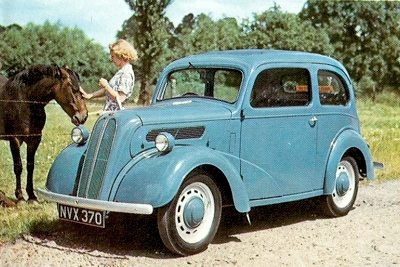 1947 Ford Pilot #13
