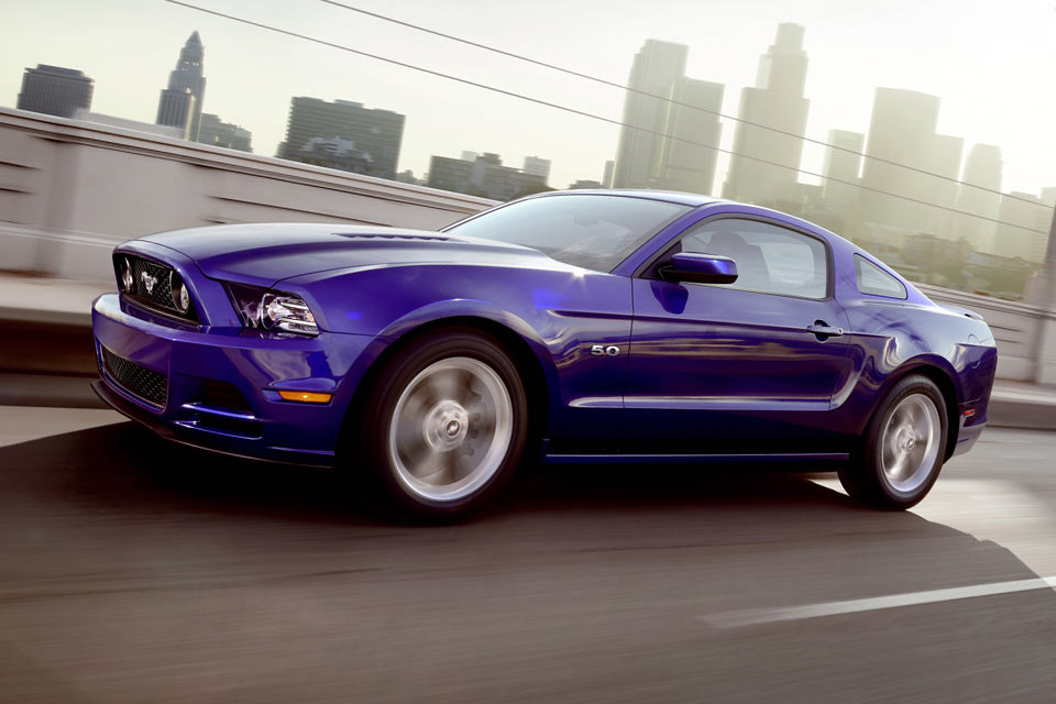 2013 Ford Mustang #4