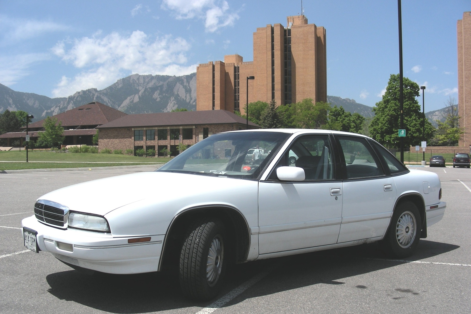 1993 Buick Regal #1