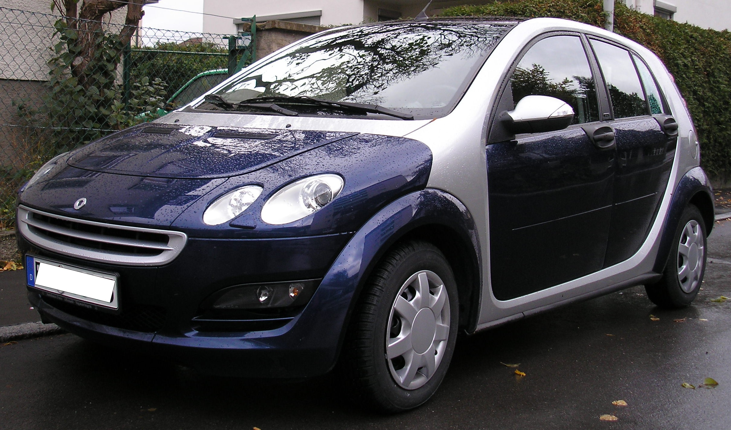 2006 Smart ForFour #10