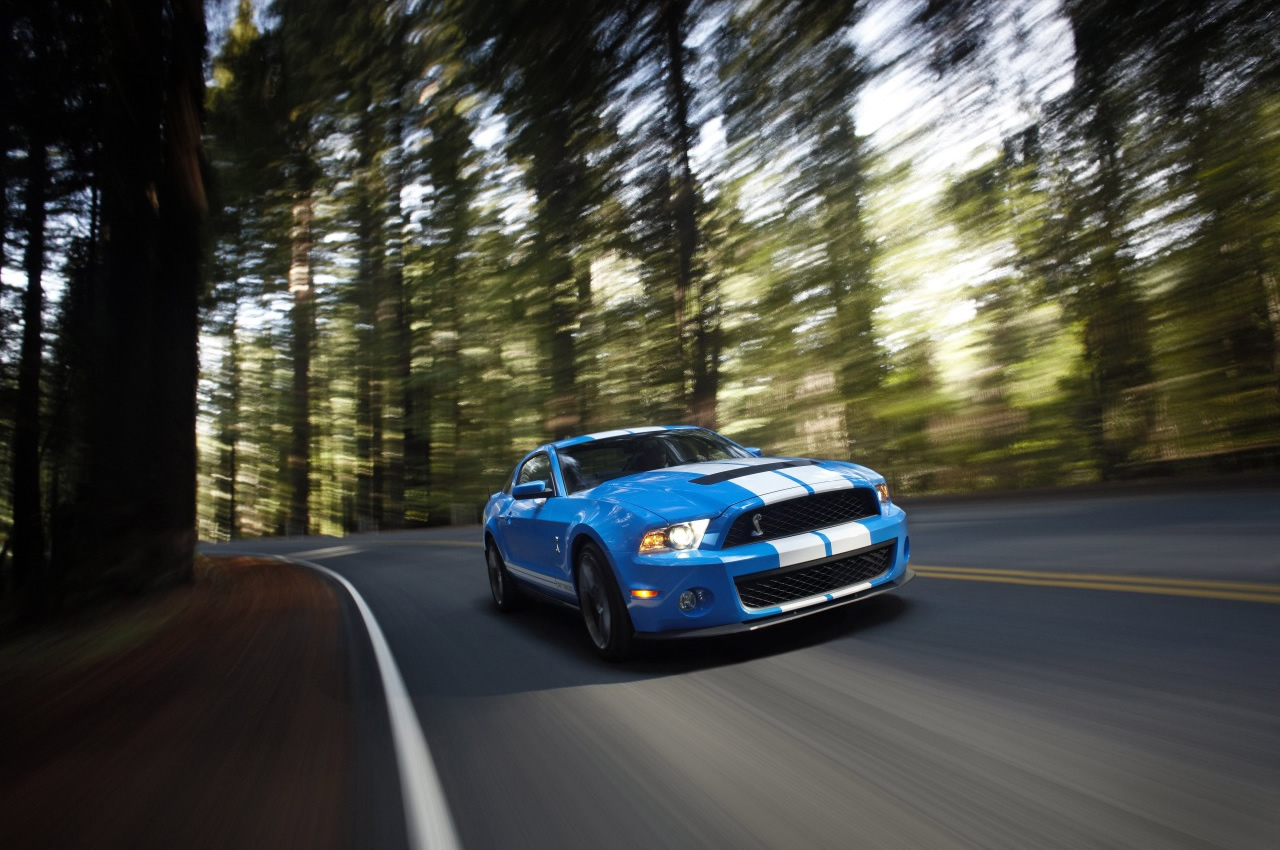 2010 Ford Shelby Gt500 #17