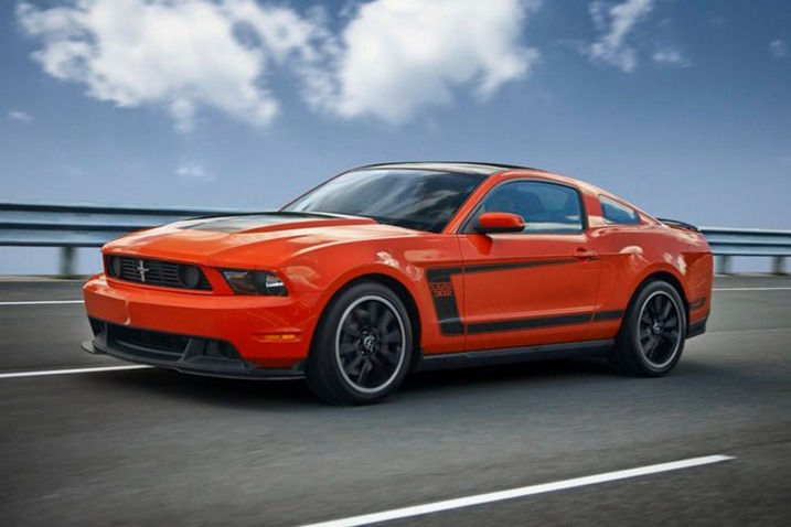 2012 Ford Mustang #2