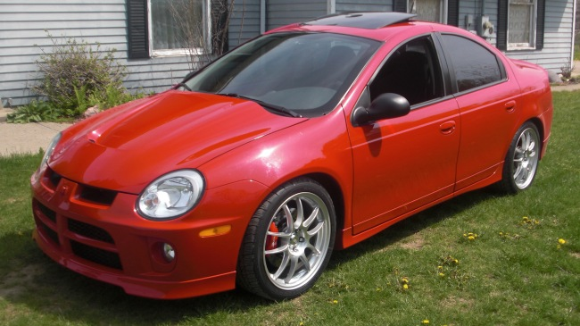 2005 Chrysler Neon #15