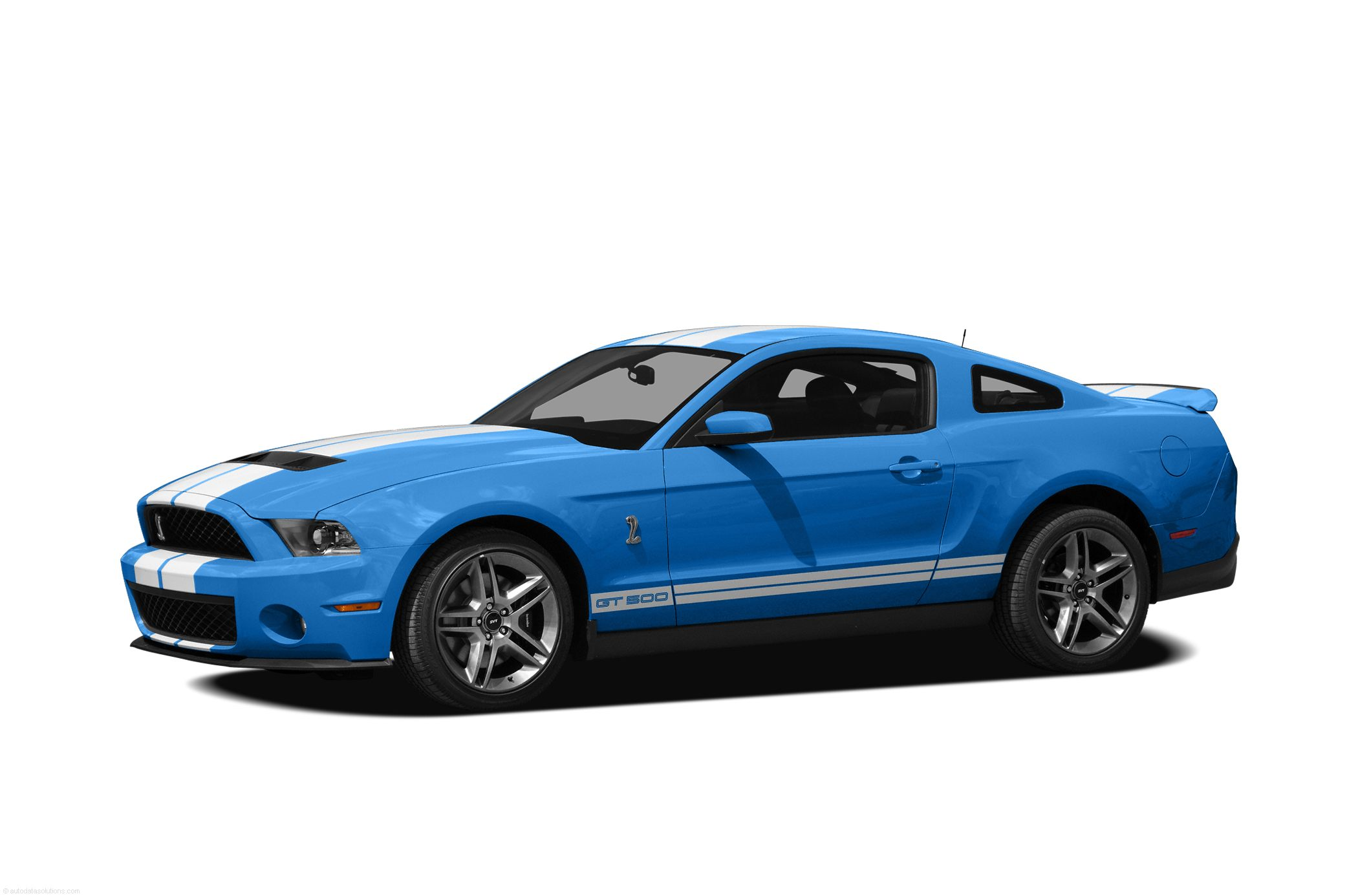 2011 Ford Shelby Gt500 #13