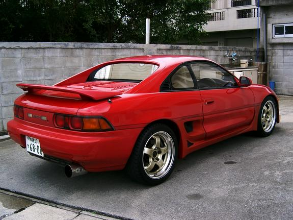 1994 Toyota Mr2 #4
