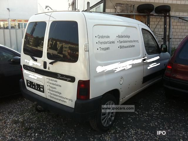 1997 Citroen Berlingo #4