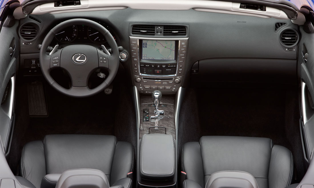 2013 Lexus Is 350 C #12