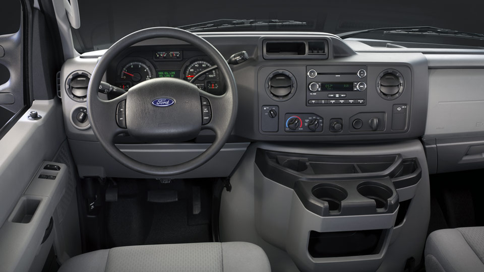 2011 Ford E-series Van #7