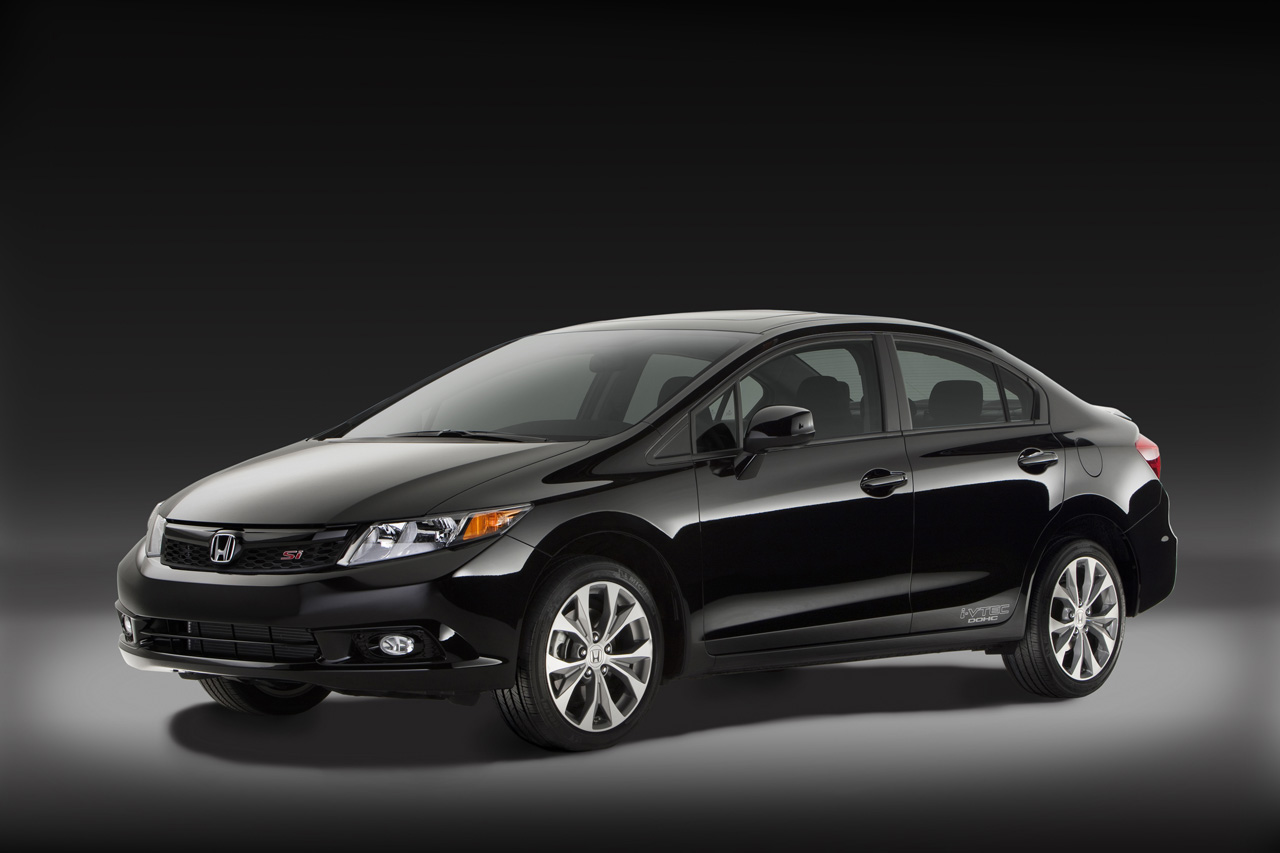 2012 Honda Civic #3