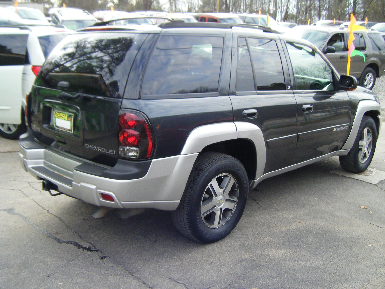 2004 Chevrolet Trailblazer #11