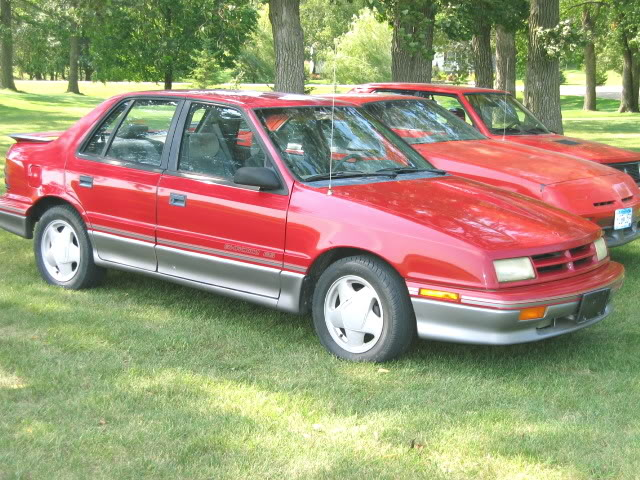 1990 Dodge Shadow #16