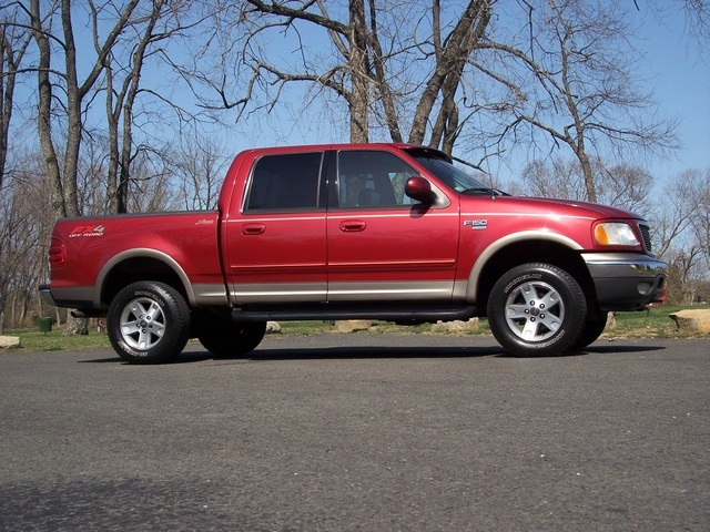 2002 Ford F-150 #11