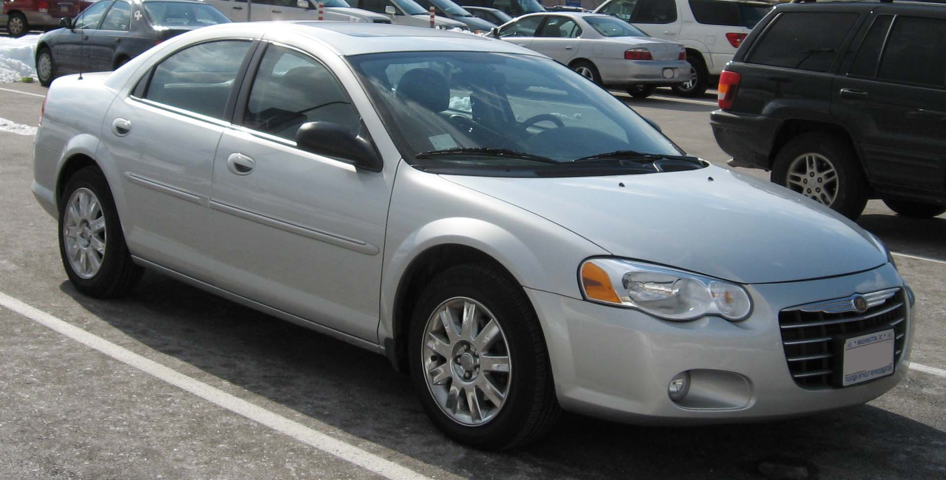 2004 Chrysler Sebring #9